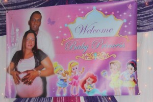 Baby Shower Banner in Durban