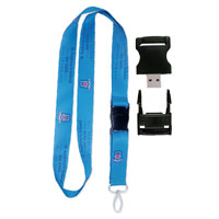 USB Memory Stick on a Lanyard